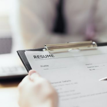 Importance of CV Format – How to Grab the Attention of a Recruiter?